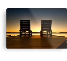 Rest & Relaxation_Noosa Metal Print