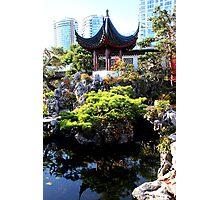 Chinese Pavillion Photographic Print