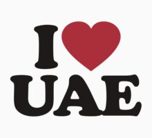 I Love UAE by iheart
