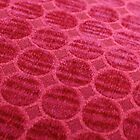 pink cercles by moonyart