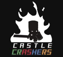 Castle Crashers - Knight by QuestionSleepZz