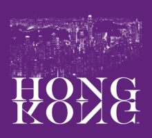 Hong Kong by mboes