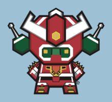 Mekkachibi Mekanda Robo Kids Clothes