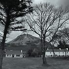 In The Shadow Of Mount Errigal by Fara