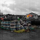 Lobster Pots by Paul Howarth