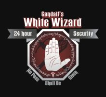 Wizard Security Kids Clothes