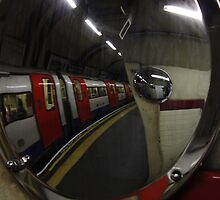 Camden Town tube station  by WillKing482