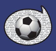 Speak Soccer by funaticsport