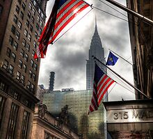 The Chrysler Building by Paul Thompson Photography