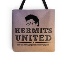 Hermits United Tote Bag