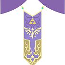 Zelda Dress Vector Design by Aaron Pacey