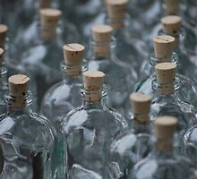 Empty Bottles by depsn1