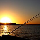Gone Fishin'.... by Emily Barnes