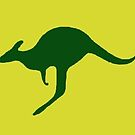 My New Australian Flag. by Albert
