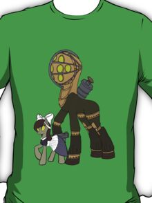 Little Pony And Big pony T-Shirt