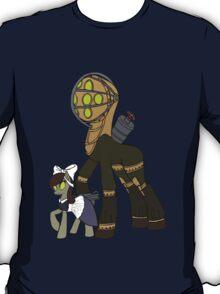 Little Pony And Big pony T-Shirt