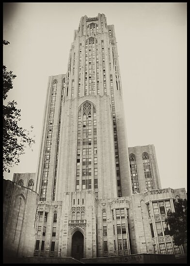 Pitt University by LocustFurnace