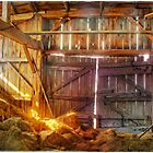 ~ Meet Me In The Barn ~ by Alexandra  Lexx Larsson