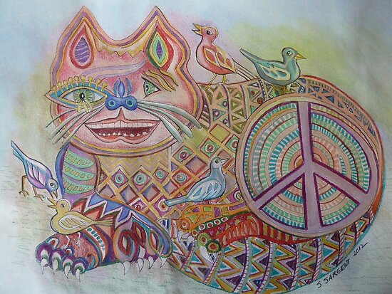 Peace by Sally Sargent