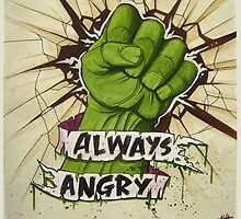 Always Angry by Alivia Marie