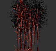 A Crimson Retaliation by Budi Satria Kwan