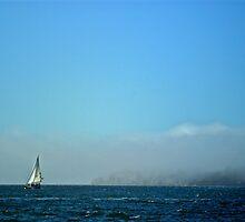 Escape from Alcatraz by EarthPhoenix