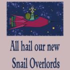 Snail Overlord 3,334,298 by IntricateKnot