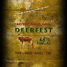 68'th Annual Deerfest! by Alessandro Bricoli