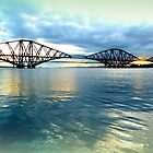 Queensferry Reflections by The Creative Minds