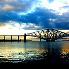 Queensferry Sunset by The Creative Minds
