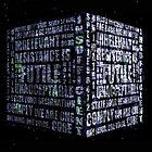 Star Trek - Borg Cube by reslanh