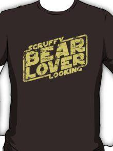 Scruffy Looking Bear Lover T-Shirt