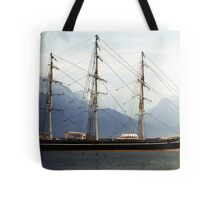 Cutty Sark, Morning in Fjord Tote Bag