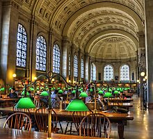 Reading Room by jswolfphoto