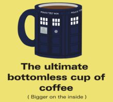 Ultimate Bottomless Cup - Sticker Kids Clothes