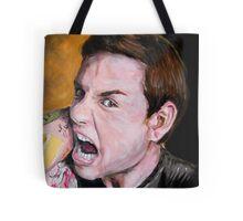 Chuck Hughes Tote Bag