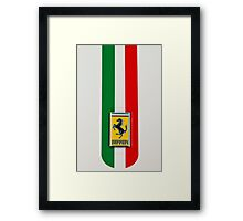 Italian Colors 2 Framed Print