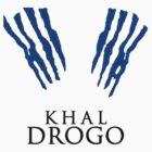KHAL DROGO - Game of Thrones  by WarnerStudio