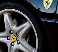 Ferrari Fender by dlhedberg