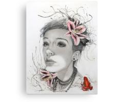 Vivid Vitiation  Canvas Print