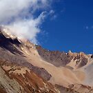 Clouds and Mountains, Yak Kharka to Thorung Phedi by SerenaB