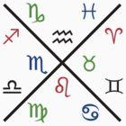 Zodiac Cross by ProminentDetail