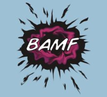 BAMF! by Ten Ton Tees