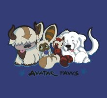 Avatar Paws by ArtisKim