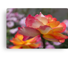 Rose Companions Canvas Print