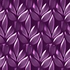 Purple pattern I phone Case ( 795  Views) by aldona