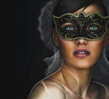 Masquerade by Martin Muir