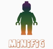 Minifig [Rainbow 3] by Customize My Minifig by ChilleeW