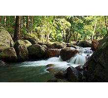 korrumbyn creek ... Photographic Print