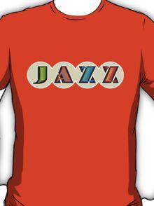'JAZZ' lettering T-shirt T-Shirt